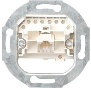 GIRA RJ45 data wandcontactdoos CAT3 1-voudig (017900)