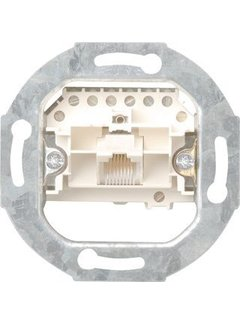 GIRA RJ45 data wandcontactdoos CAT3 1-voudig (017900)