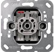 GIRA drukcontact maakcontact 1-polig (015100)