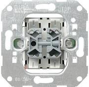 GIRA seriedrukcontact wisselcontact (015500)