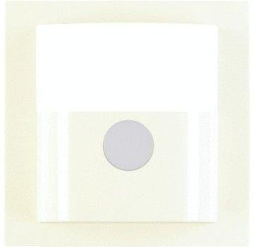 Berker centraalplaat voor bewegingsmelder S1/B3/B7 creme glans (11908982)