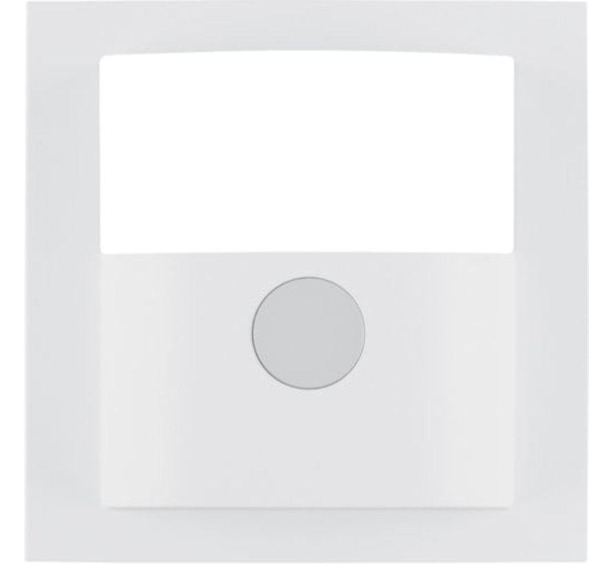 centraalplaat voor bewegingsmelder S1/B3/B7 wit mat (11901909)