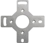GIRA metalen adapter voor montage op lasdozen (008410)