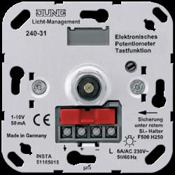 JUNG elektronische stuureenheid 1-10 volt (240-31)
