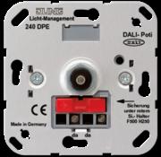JUNG DALI-stuureenheid potentiometer voor lichtregels (240 DPE)