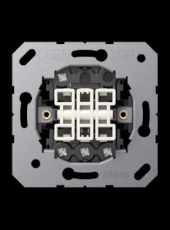 JUNG 3 voudige schakelaar (3x 1-polig)  (5301 EU)