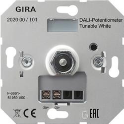 GIRA DALI potentiometer Tunable white (202000)