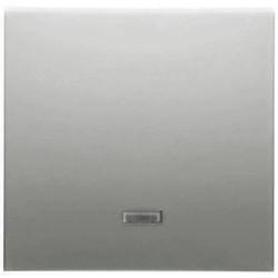 PEHA schakelwip controlevenster 600 serie Badora aluminium (11.640.70 GLK)