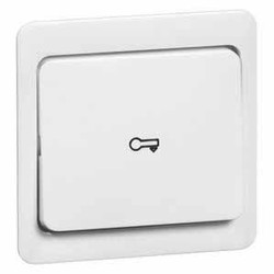 PEHA schakelwip met symbool sleutel Standard levend wit (80.640.02 T)