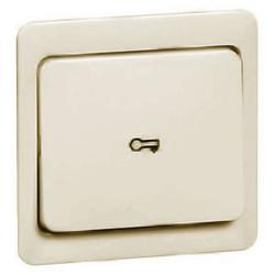 PEHA schakelwip met symbool sleutel Standard creme (80.640 T W)