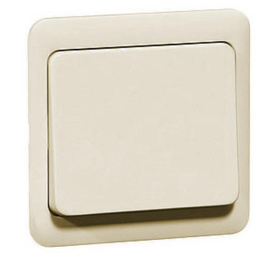 bedieningsknop voor tastdimmer en relaisschakelaar standard creme (80.420 W)