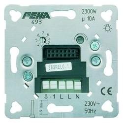 PEHA inbouw basiselement met relais-uitgang (493 O.A.)