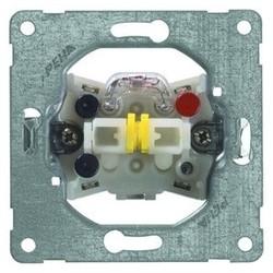 PEHA serieschakelaar met controlelamp (515 GL)