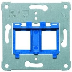 PEHA draagring Modular jack 8 blauw (600 MJ8)
