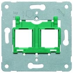PEHA draagring Modular jack 5 groen (600 MJ5)