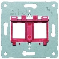 PEHA draagring Modular jack 1 rood (600 MJ1)
