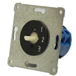 PEHA driestandenschakelaar zonder nulstand 1-2-3 (600/3 O.A.)