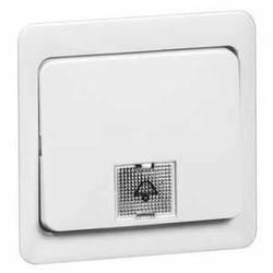 PEHA schakelwip met controlevenster klein diverse symbolen Standard levend wit (80.655.02)