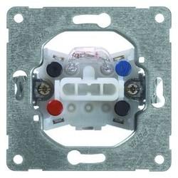 PEHA schakelaar 2-polig met controlelamp 10A (512 GLK)