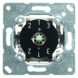 PEHA driestandenschakelaar met nulstand 1-0-2 / 2-1-3 (601-10/3 O.A.)