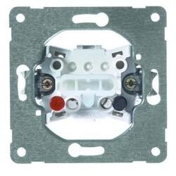 PEHA drukcontact terugverend 2 maakcontacten (515 T)