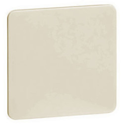 PEHA blindplaat met draagframe Standard creme (80.677 W)