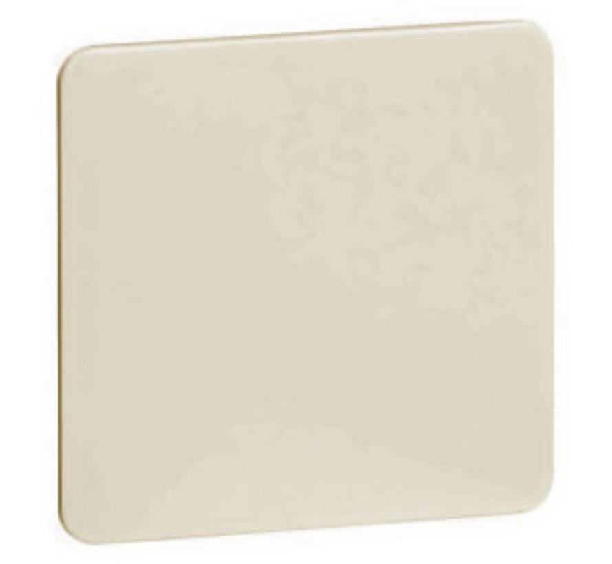 blindplaat met draagframe Standard creme (80.677 W)