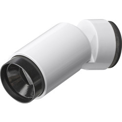 GIRA Plug & Light spot warm dimbaar wit glans (2695102)