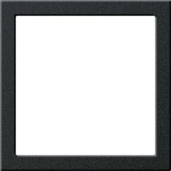 GIRA opvulring zwart mat (264810)