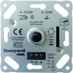 PEHA draai/drukknop LED-dimmer 6-50W (432 HAN LED O.A.)