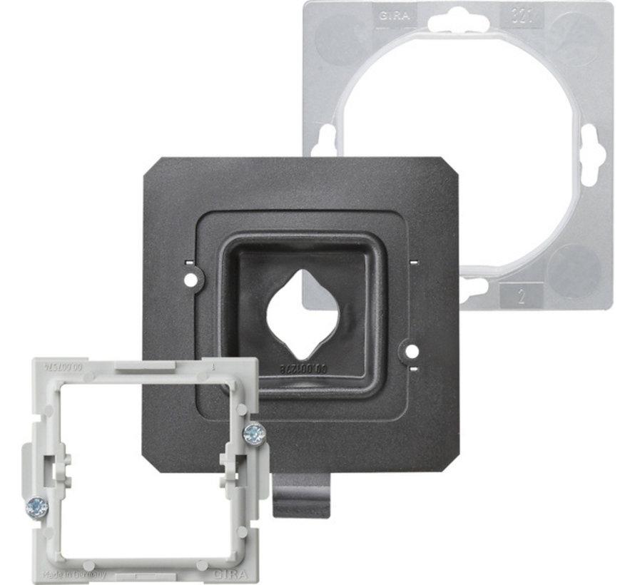 afdichtingsset IP44 voor schakelaars en drukcontacten Standaard 55 / E2 (025127)