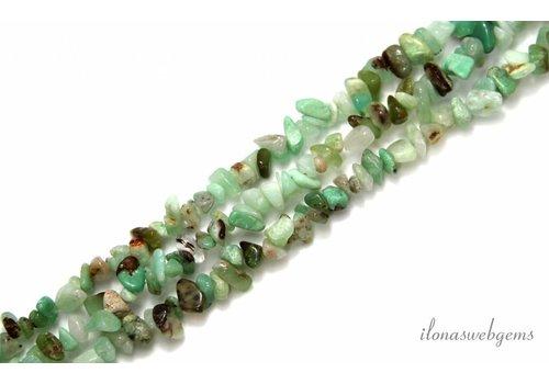 Amazonite beads split approx. 8mm