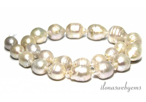 Freshwater pearls large size approx. 12-25mm