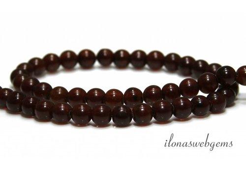 Amber beads around 6mm