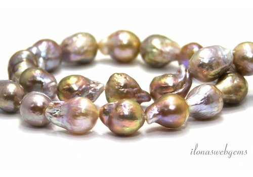 Baroque pearls small size