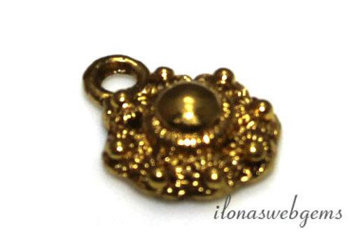 Zeeuwse button gilded