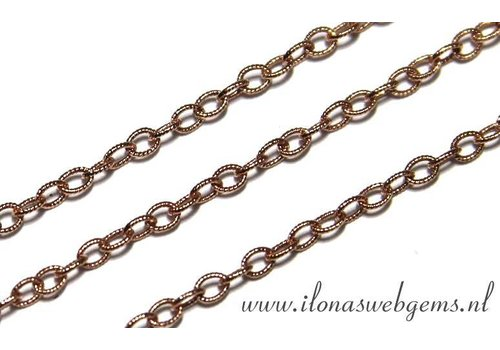 10cm Rose Goldfilled links/chain