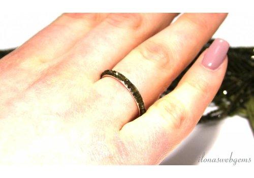 Inspiratie sterling zilveren ring met ...