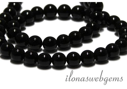 Onyx beads around 8mm