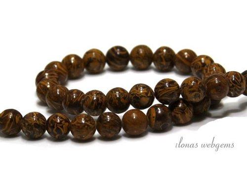 Jasper beads around 10mm