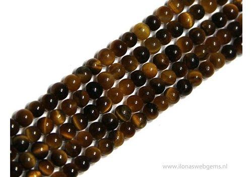 Tiger eye beads mini around 2mm