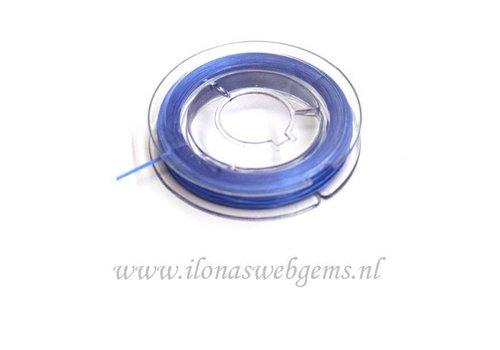 Highly elastic blue