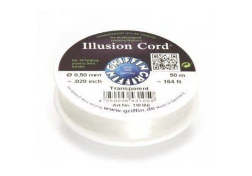 Griffin Illusion Cord 0.50mm