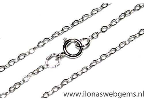 Sterling Silver chain 45cm