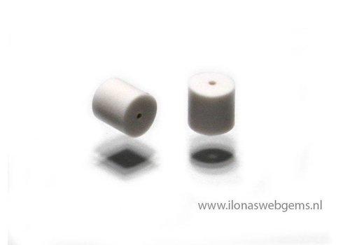 1 Pousetette / stopper silicone white