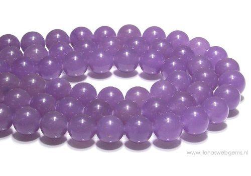 Jade beads round app. 14mm