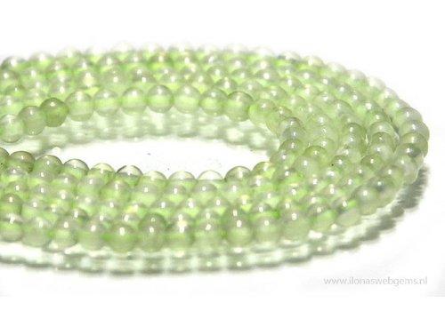 Jade kralen rond ca. 2.5mm