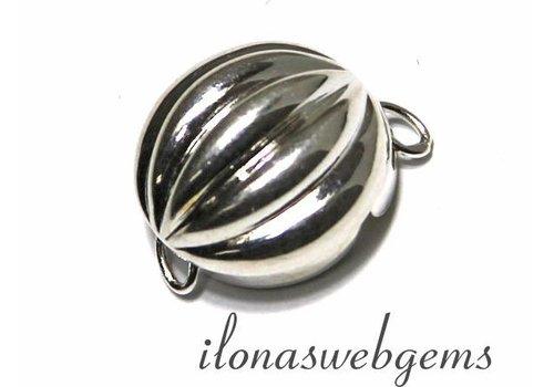 925/000 Silber bakVerschlusse ca. 14x9mm