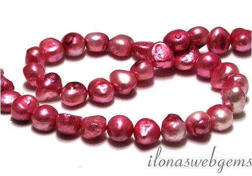 Baroque pearls app. 10.5x5.5mm