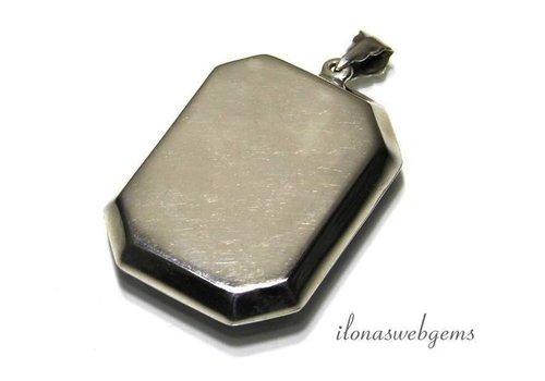 925/000 Silber Medaillon
